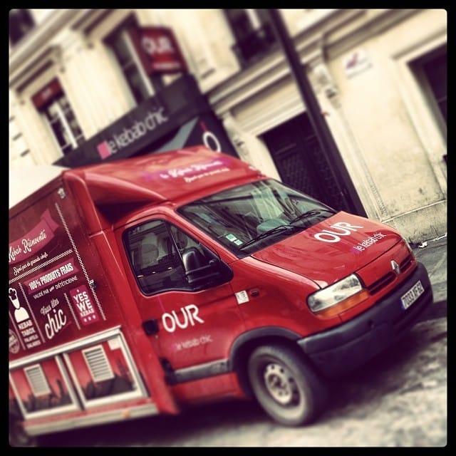 Food Truck Our Kebab