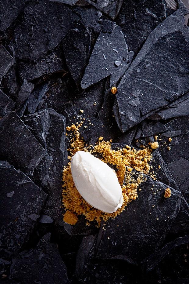 Glace au lait de la Bergerie d'Acremont par Clément Petitjean - Anthony Florio