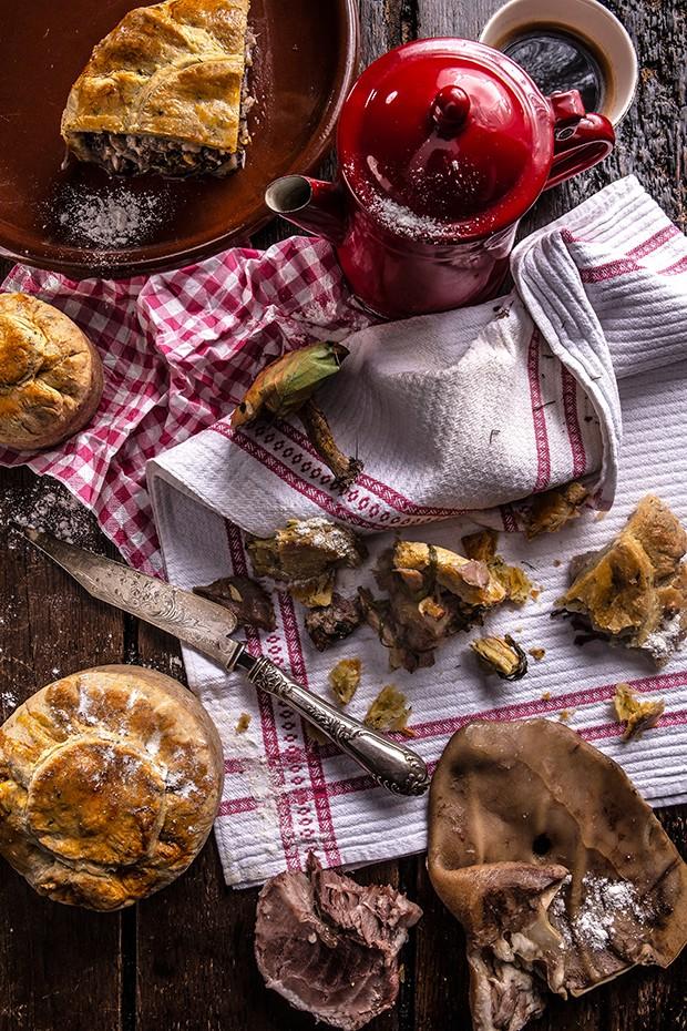 Tourte de tête de cochon (Lemonnier Restaurant) - Generation W - Anthony Florio