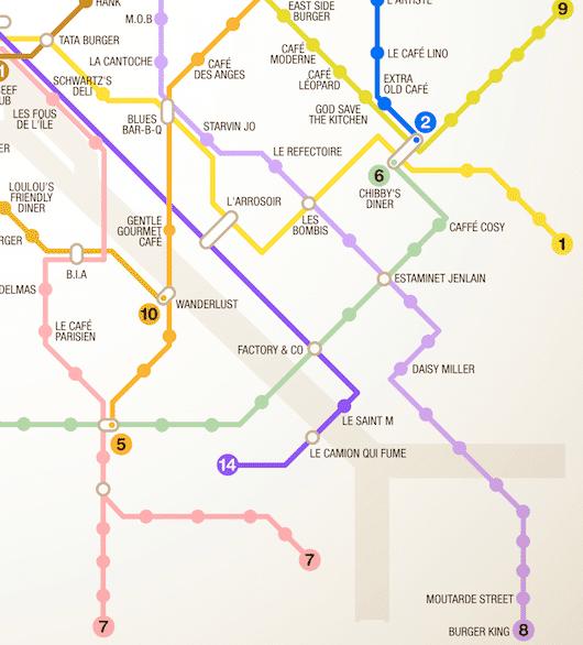 Paris-Metro-Burger-Map-Sud-Est