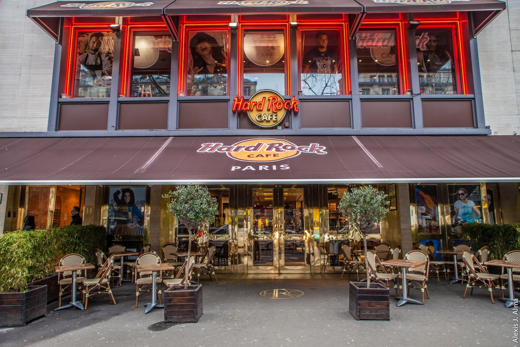 Hard Rock Cafe Paris-14