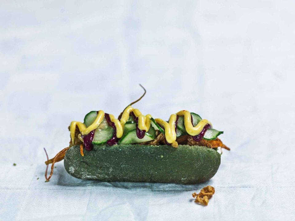 Ikea hot dog