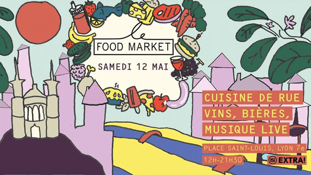 Extras_Food Market