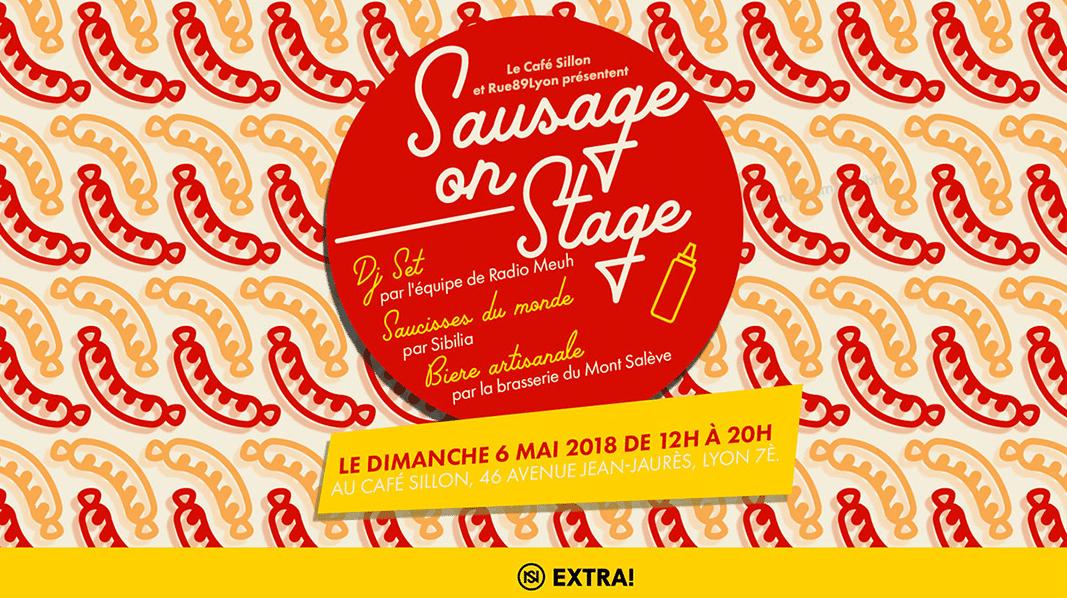 Extras_Sausage On Stage