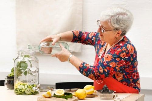 Grand-mères_Mamie Foodie