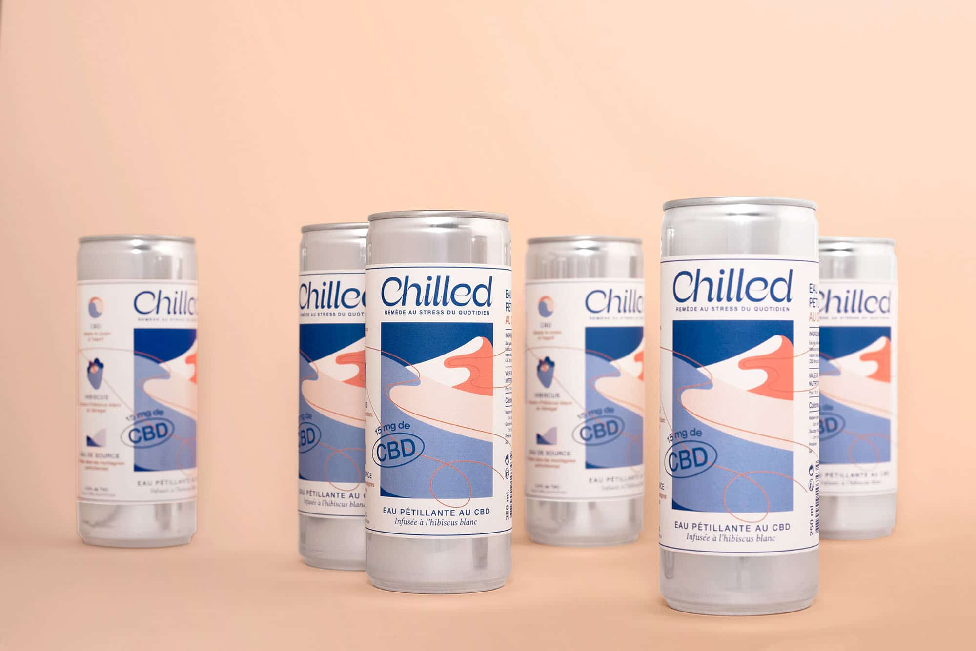 Canettes de Chilled