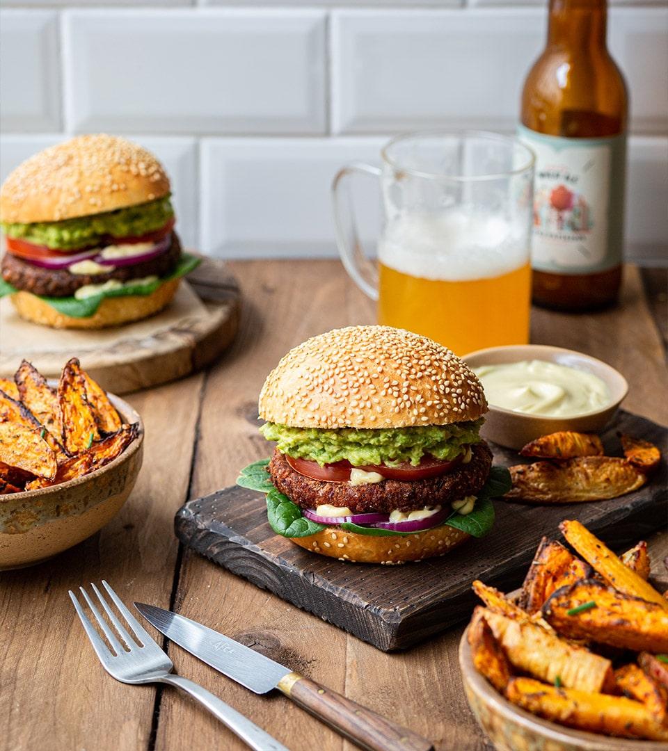 burger-vegetal